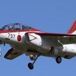赤いイルカは元気にフライト 入間基地撮影レポート H30.3.23