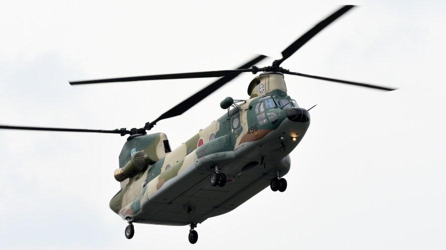 【これ、いくら?】自衛隊ヘリのIRAN費用