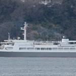 海上自衛隊初の迎賓艇「ゆうちどり」。その波乱万丈の生涯。