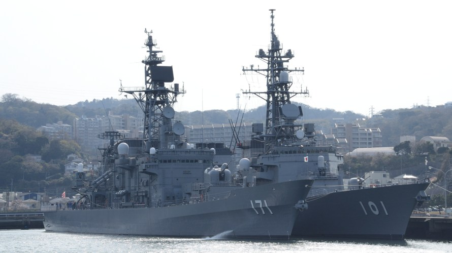 COGAG?COGLAG?意味が分かると読み解きやすい、護衛艦の複合推進。