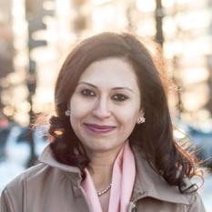 Azadeh Pourzand