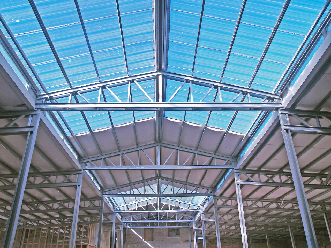 Steel Building Components Harvard Products Inc