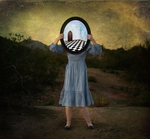 Photo: Through The Looking Glass by Lisa Richelle
