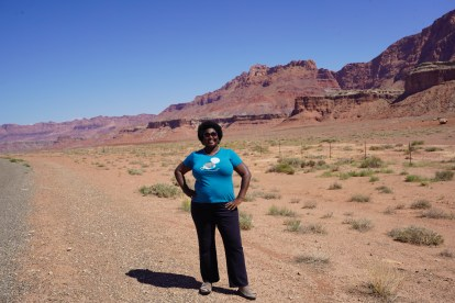 Driving to the North Rim of Grand Canyon, Vermillion Cliffs