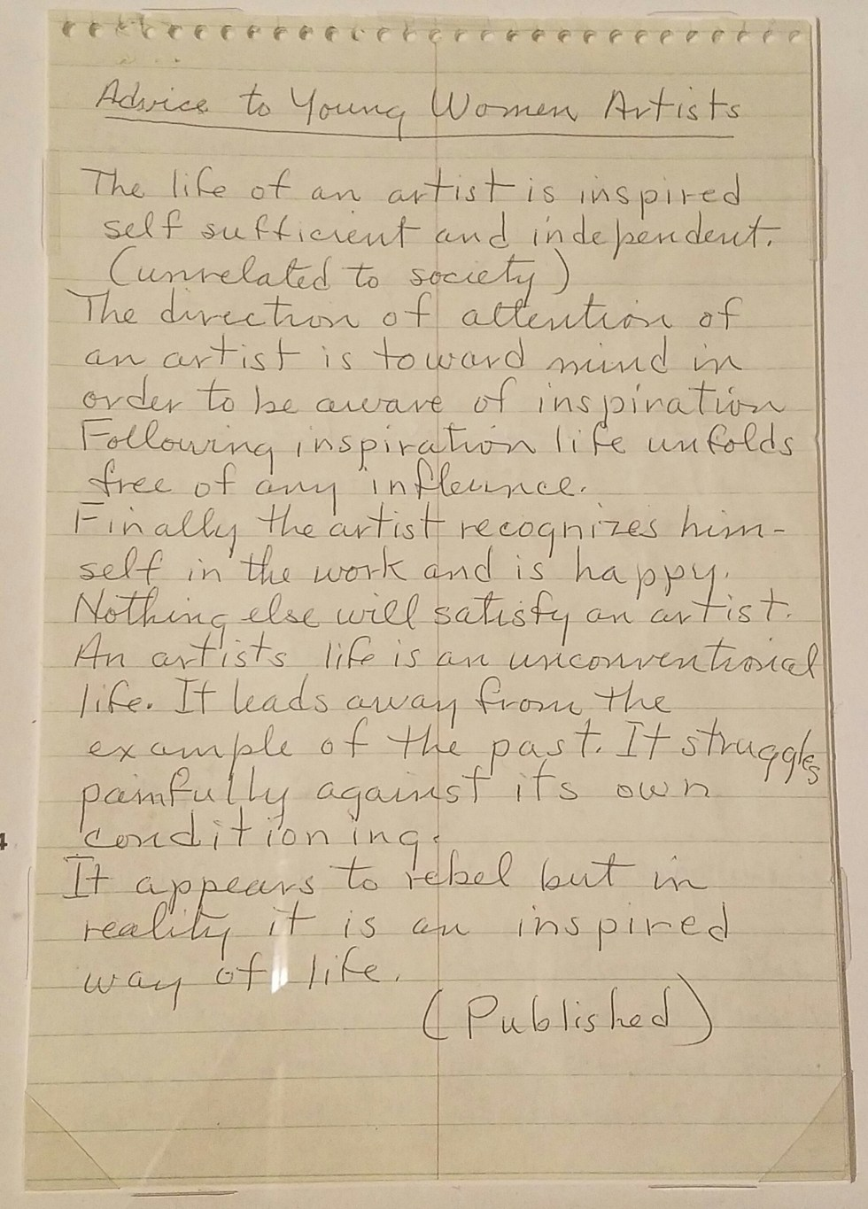 advice-to-young-women-artists-agnes-martin