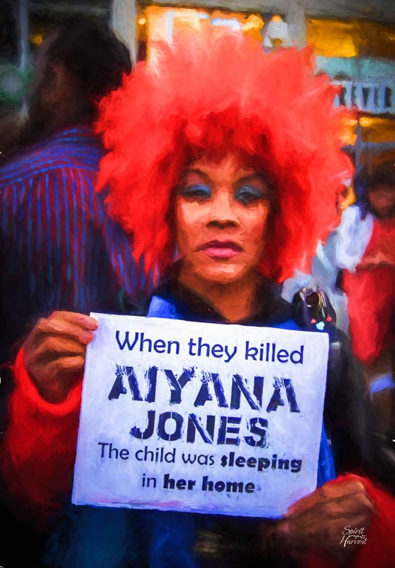 Aiyana Mo'Nay Stanley-Jones