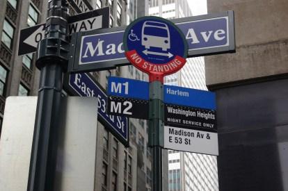 Madison Ave & 53rd Street