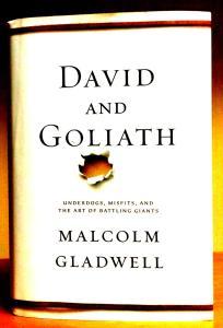 David and Goliath Cover