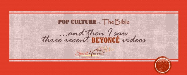 Beyonce video Feature Photo