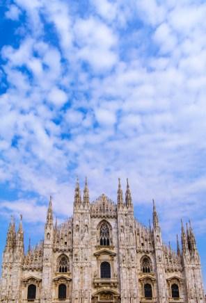 Milan Duomo (2015)