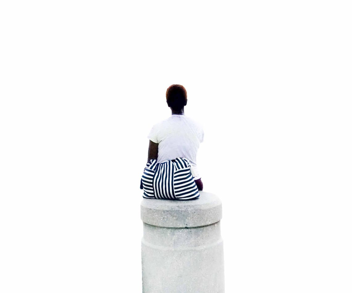Black Women Stand Alone