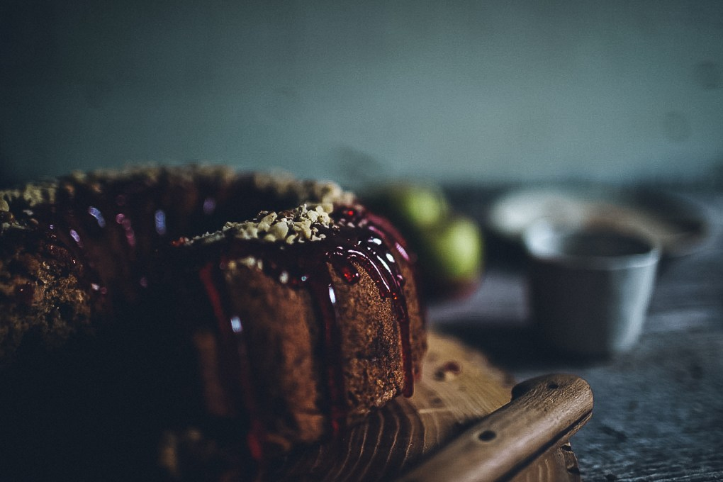 Candy Apple Cake