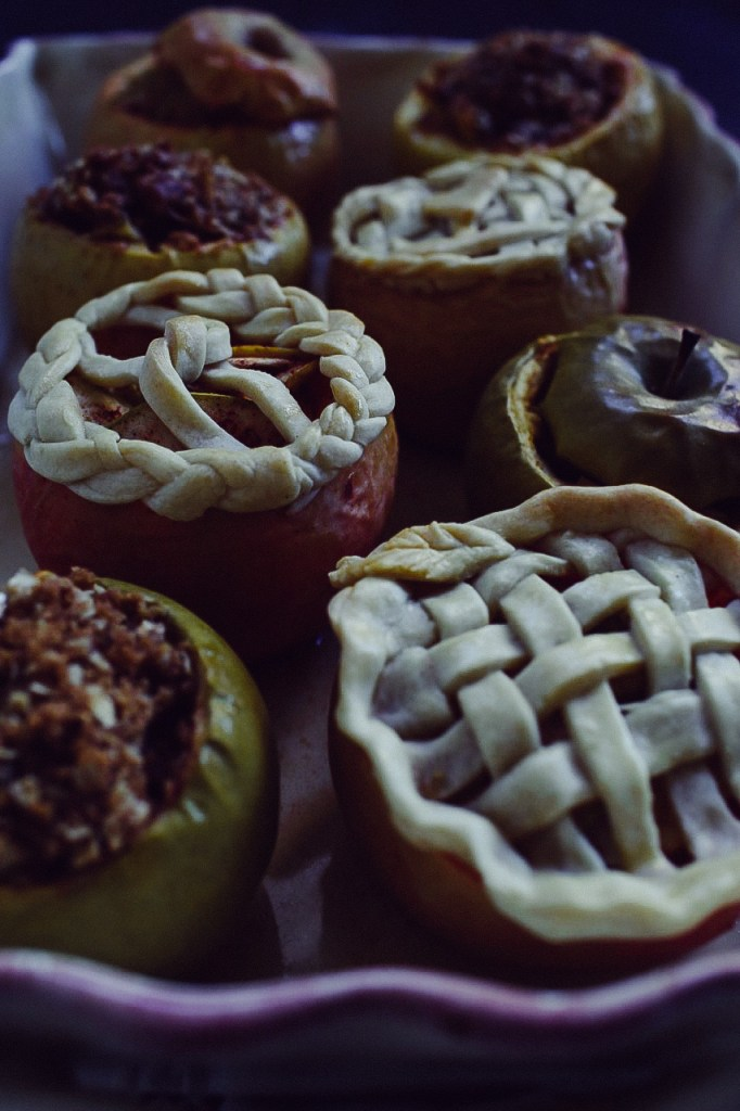 Baked Apple Apple Pies