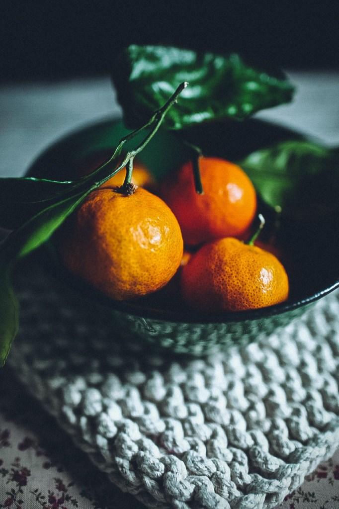 Stem and Leaf Mandarins