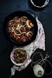 https://harvestandhoney.com/2017/02/04/blackberry-fig-jam-buns-with-sour-cream-glaze/