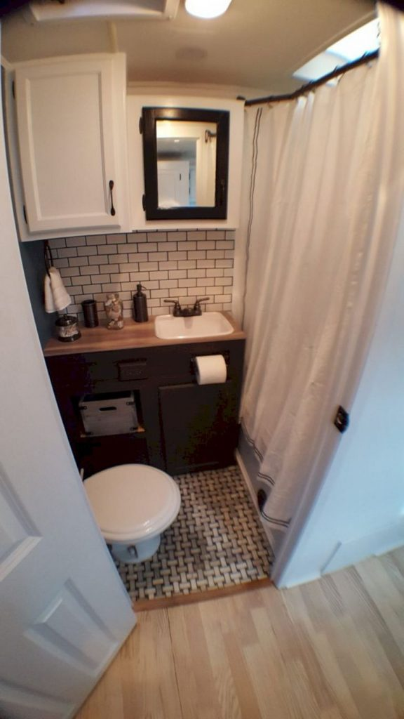 renovating your rv bathroom unique rv