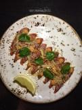 Salmon Pastourma