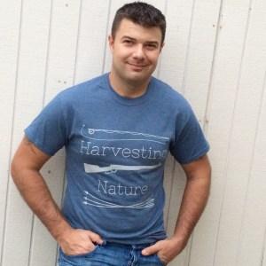 Men's Backcountry Blue Shirt