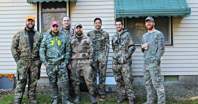 Hunting in the Allegheny National Forest