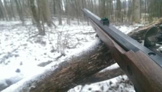 Lyman Deerstalker Flintlock Rifle