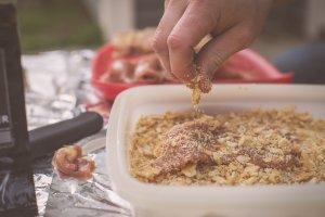 Wild Turkey Schnitzel