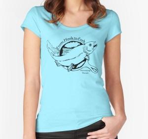trout shirt ladies