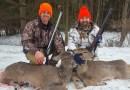 Late Season Flintlock Hunting Success