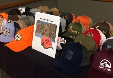 Hats 4 Habitat: Thinking outside the box for conservation and habitat.