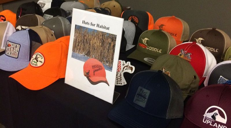 Hats 4 Habitat: Thinking outside the box for conservation and habitat.