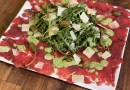 Mule Deer Carpaccio