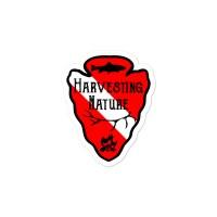 HN Logo Dive Flag stickers