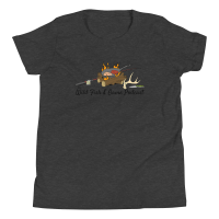 Youth Wild Fish & Game Podcast T-Shirt