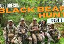 Film: Oregon Spring Black Bear Hunt, Part 1