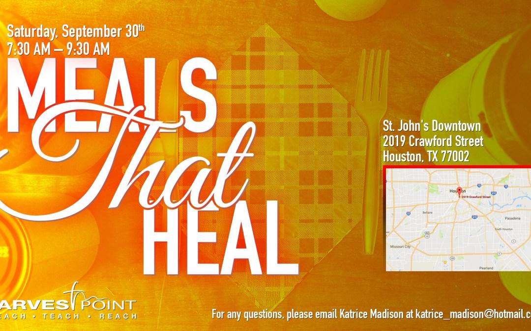 Women in Service: Meals That Heal