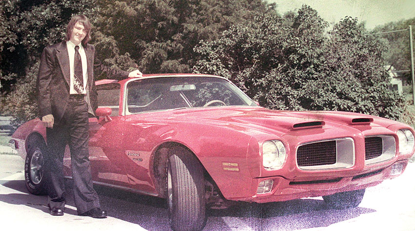 Hayes car 1970s