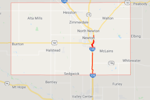 Resurfacing project to take I-135 down to one lane