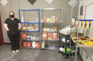 Lyles creates grocery store to help students learn