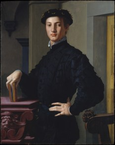 Bronzino, Portrait of a Young Man, The Metropolitan Museum, New York