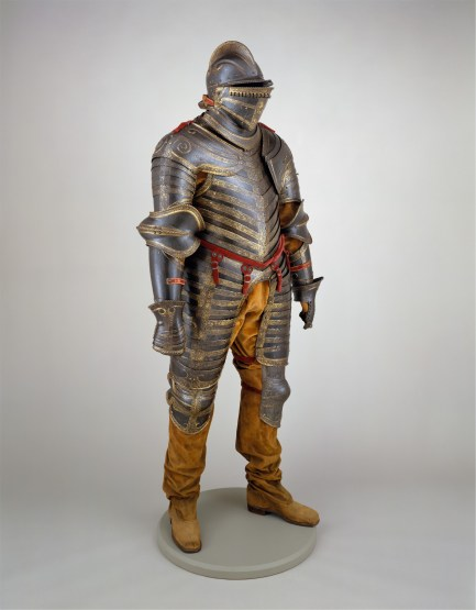 Field Armor of King Henry VIII of England, The Metropolitan Museum, New York