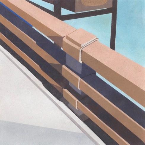 Elizabeth Ferrill: Barges of Silence