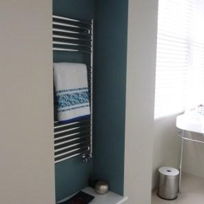radiator alcove