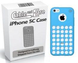 Harv Laser Review: Apple iPhone 5c rubber bumper case