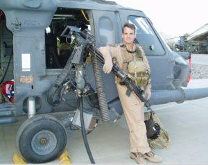Major Robert Haston, USAF