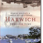 Cover of the book Harwich Through Time