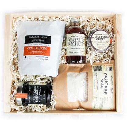 Harwood Gold Farmers Breakfast Gift Box