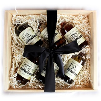 Harwood Gold Maple Syrup Infusions Gift Box