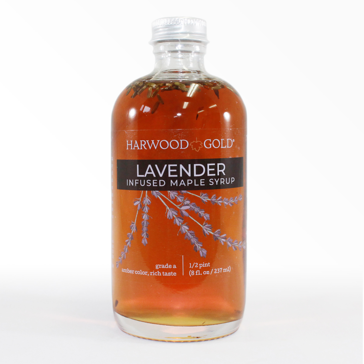 Harwood Gold Lavender Infused Pure Maple Syrup