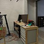 Harwood Menuiser agencement atelier bois recyclé