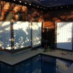 Harwood Menuisier palissade bois piscine