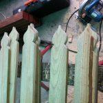Harwood Menuisier palissade bois réparation